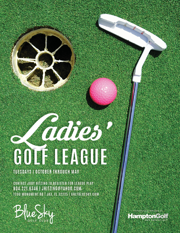 BS   Ladies Golf League EMAIL